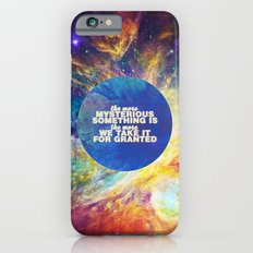 Mysterious Something iPhone 6s Slim Case