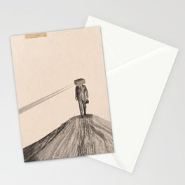 Walking Man Stationery Cards