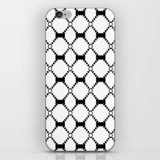 B&W pattern iPhone & iPod Skin