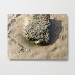 Barwon Heads Print | Bellarine Peninsula | Mini Rock Pool | Beach Art Print Metal Print