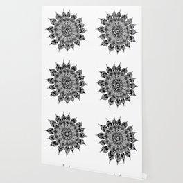 Taj Mahal Mandala Wallpaper