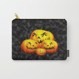 Pumpkin Family Carry-All Pouch