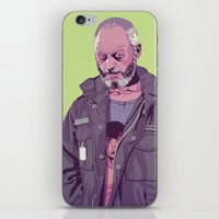 90s iPhone & iPod Skins featuring 80/90s  - DS by Mike Wrobel