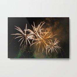 Explosions In The Sky 221 Metal Print