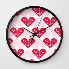 I love your smile Wall Clock