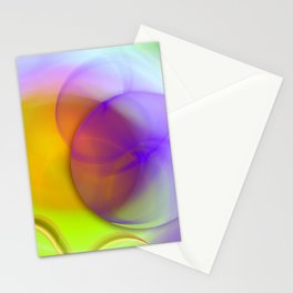In the mood Stationery Cards
