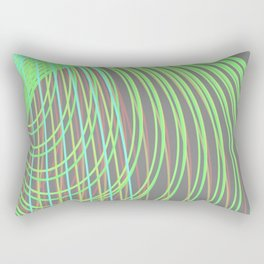 CGG Spiral Rectangular Pillow