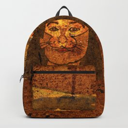 CatUna / Portrait Backpack