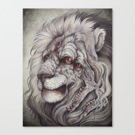the Nemean Lion Canvas Print