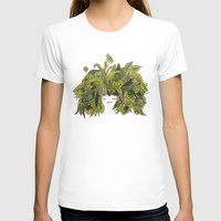 plants T-shirts featuring plants!! by ella