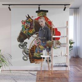Like a Horse by Lenka Laskoradova Wall Mural