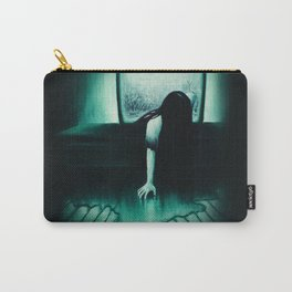 She Never Sleeps Carry-All Pouch