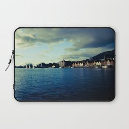 BERGEN CITY, NORWAY Laptop Sleeve