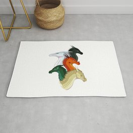 All Wings Of Fire Rug