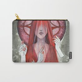 The Hooded Blind Maid Carry-All Pouch