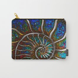 Ammonite E Carry-All Pouch