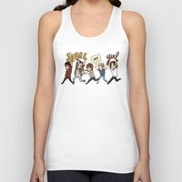 kendrawcandraw Tank Tops featuring Everybody Wanna by kendrawcandraw