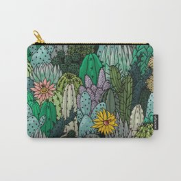 Cactus Collection Carry-All Pouch