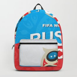 Russia world cup Backpack