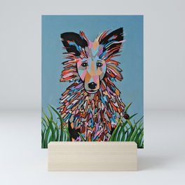 Wiz Mini Art Print