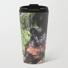The king of the cats Travel Mug