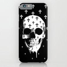 After Market, gothic skull Slim Case iPhone 6
