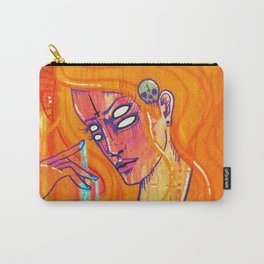 Our Lady of Radiation Carry-All Pouch