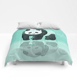 Panda meets Panda Comforters