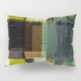modern mid century, Geometric art, contemporary art, Scandinavian art, retro art, poster print, fami Pillow Sham