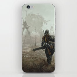 1920 - no man's land iPhone Skin