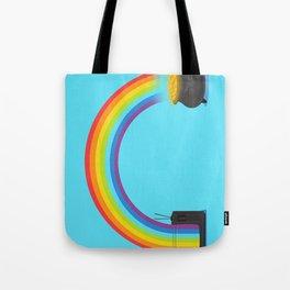 Rainbow - Origin Tote Bag