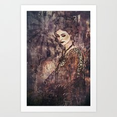Inara Art Print