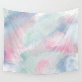 Abstract watercolor Wall Tapestry