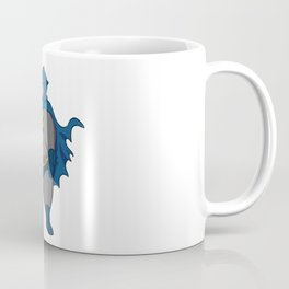 Supersized bat - hero Coffee Mug