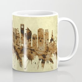 Doha Qatar Cityscape Coffee Mug
