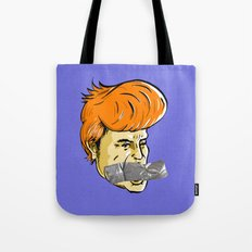 Donald Duct Tote Bag