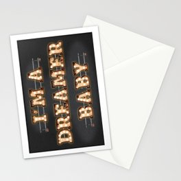 I'm a Dreamer Baby Stationery Cards