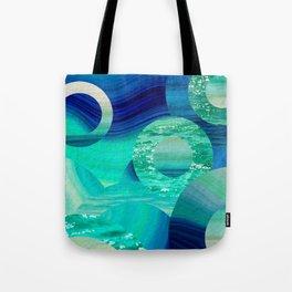 SEA-NCHRONICITY Tote Bag