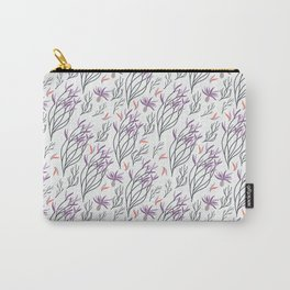 Mod Beach Floral Carry-All Pouch