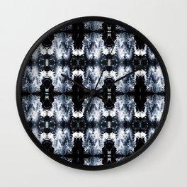 Addiction (Pattern 1) Wall Clock