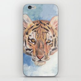 baby tiger iPhone Skin