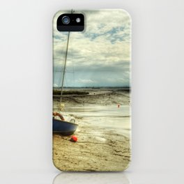 Three Little Boats iPhone Case