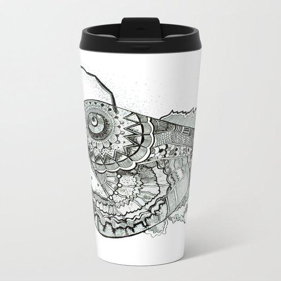 the iron fish Metal Travel Mug