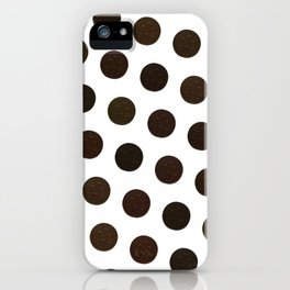 Two Pence iPhone Case