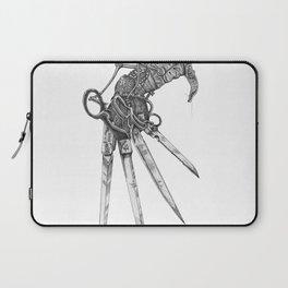 Scissorhand (BW-L) Laptop Sleeve