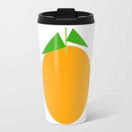 Ji Li / Orange Travel Mug