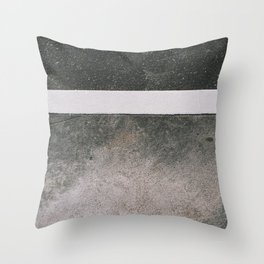 Transcontinental Throw Pillow