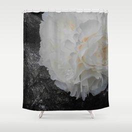 Crystal Peony by Teresa Thompson Shower Curtain