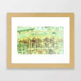Parisian Dream Framed Art Print