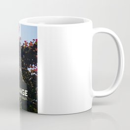 Be The Change You Wish To See Coffee Mug